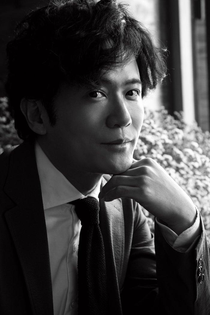 稲垣吾郎フォトエッセイ「Blume」(9月18日発売)(画像提供:宝島社)