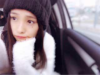 「Popteen」前田希美、すっぴん披露で「こんなかわいいすっぴんに生まれたかった」の声