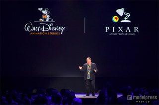 ディズニー&ピクサー最新作発表 アナ雪「Let It Go」作曲家が音楽担当も<「D23」現地レポ1日目>