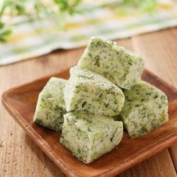 【ベジおやつ】レンジで簡単ふわふわ「ほうれん草のチーズ蒸しパン」レシピ