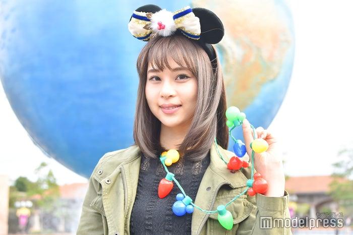 イルミネーションライト¥1,800※カチューシャは別売り/モデル:山本成美(C)モデルプレス(C)Disney