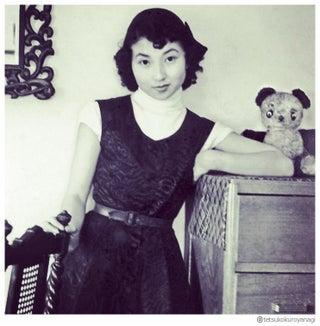 黒柳徹子、20代の頃の写真公開「若い頃から美人」「土屋太鳳ちゃんに似てる」の声も