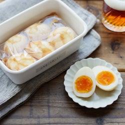 「味噌漬け半熟卵」の作り方|とろ~りこくうま!【作り置き】