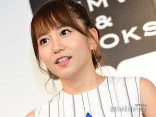 "SKE48大場美奈、自身最大露出に挑戦 スタッフに""胸の形""を褒められる"