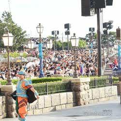 ゲストの様子/「フェスティバル・オブ・ミスティーク」(C)モデルプレス(C)Disney