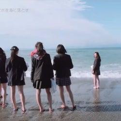 """""""日本一かわいい女子高生""""ファイナリスト、真冬の海で悲劇<女子高生ミスコンFINALIST>"""