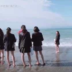 """モデルプレス - """"日本一かわいい女子高生""""ファイナリスト、真冬の海で悲劇<女子高生ミスコンFINALIST>"""