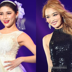 CYBER JAPAN DANCERS、SEXY美脚に会場釘付け 妖艶ドレスで魅せる<Tokyo Street Collection>