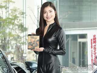 土屋太鳳の姉・炎伽、SEXYレザースーツで登場 クリスマスの予定は?