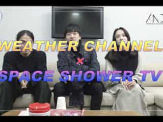 雨のパレード、新たな一面が楽しめるスペースシャワーTVとのコラボ番組を放送