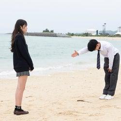みゆ、ひかる「今日、好きになりました。-春桜編-」(C)AbemaTV, Inc.