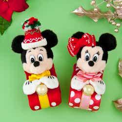 ぬいぐるみバンド各1,700円 (C)Disney