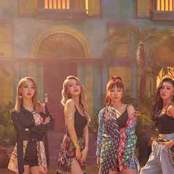 モデルプレス - 実力派K-POPガールズグループ「MAMAMOO(ママム)」ついに日本デビュー<プロフィール&メンバー>