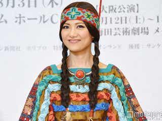 宮澤佐江、自身史上一番短いスカート「お尻が出ちゃうかな?」
