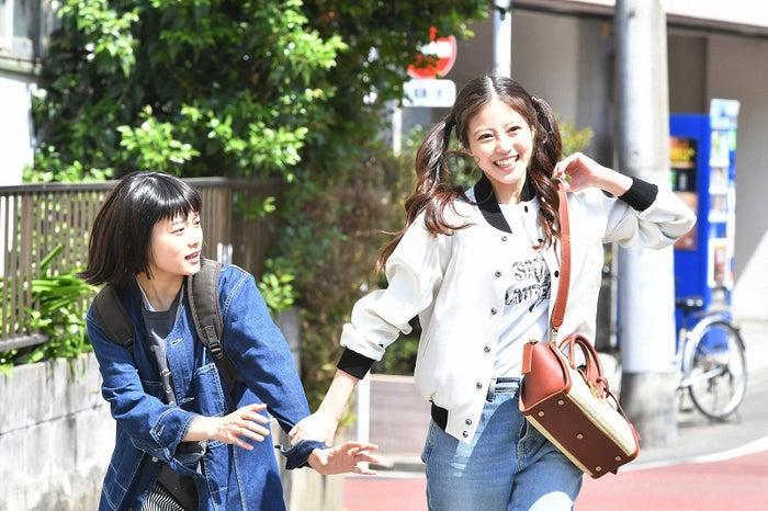 杉咲花、今田美桜/「花のち晴れ~花男 Next Season~」第4話より(C)TBS