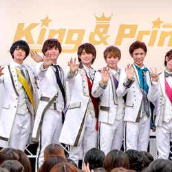モデルプレス - King & Princeデビューイベントはサプライズの連続 ファンの総称は「ティアラ」に決定