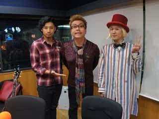吉田山田、ニューシングルリリース記念イベントに嘉門達夫、出演決定