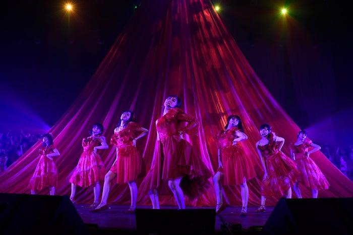 松井珠理奈ら「第6回 AKB48紅白対抗歌合戦」(C)AKS