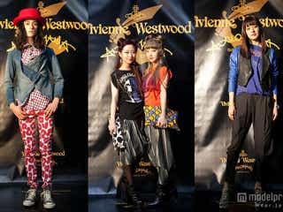 「ヴィヴィアン・ウエストウッド アングロマニア」国内1号店オープニングパーティーに豪華ゲストが来場