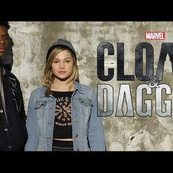 『クローク&ダガー』オリヴィア・ホルトがカムバック!米Freeformの新作に出演