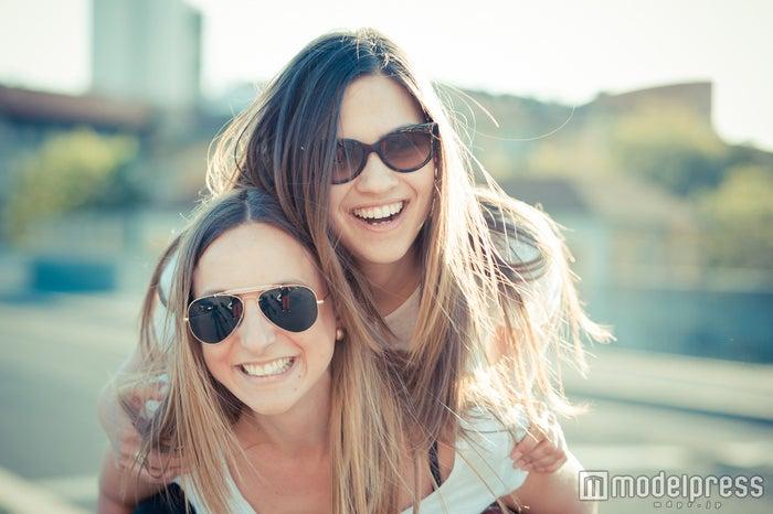 自撮りが許される女性を羨ましく思っている人も(Photo by peus)