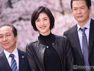 天海祐希主演ドラマ、視聴率発表 2ケタの好発進