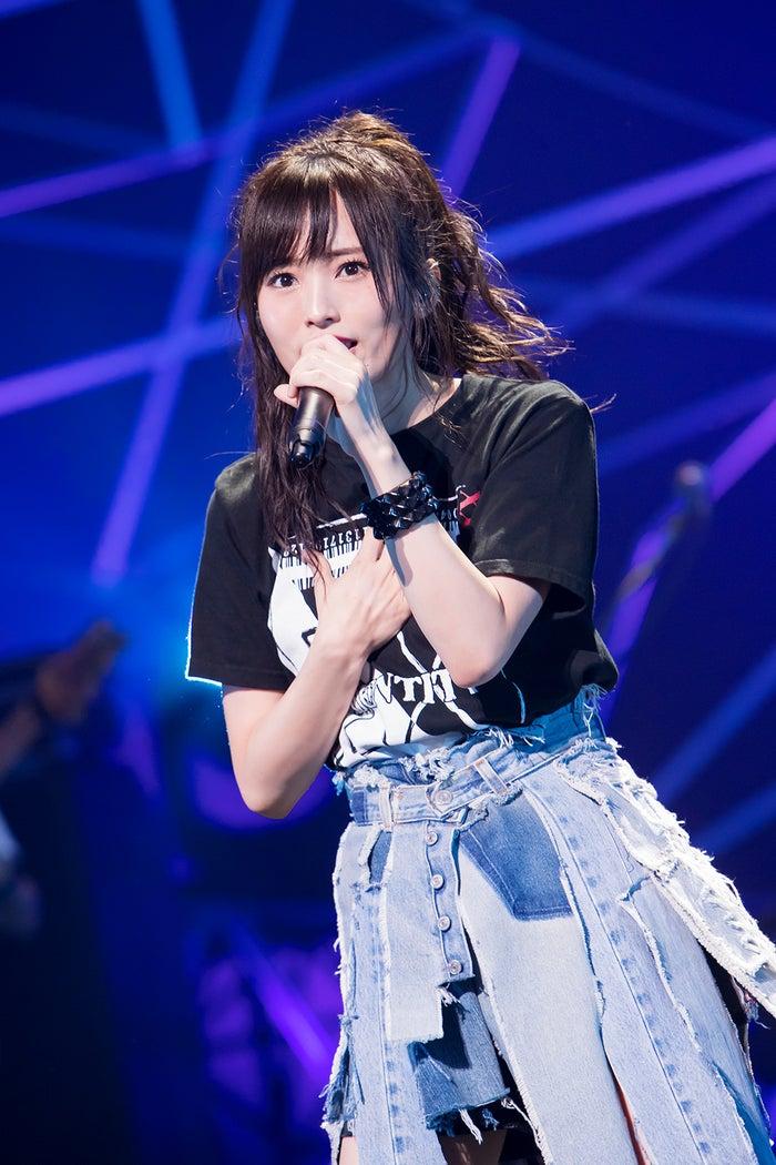 「山本彩LIVE TOUR 2017~identity~」より(画像提供:所属事務所)