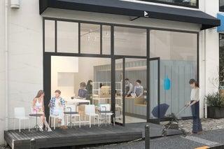 「ブルーボトルコーヒー 代官山コンセプトショップ」6ヶ月間限定オープン