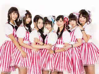 7人組アイドルユニット「palet」の1stフルアルバム「LOVE n' ROLL !!」の収録内容&アーティスト写真が公開
