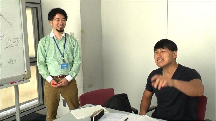 オードリー・春日俊彰(右)(C)日本テレビ
