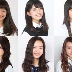 日本一かわいい女子高生「女子高生ミスコン」全国6エリア候補者一挙公開※写真は一部