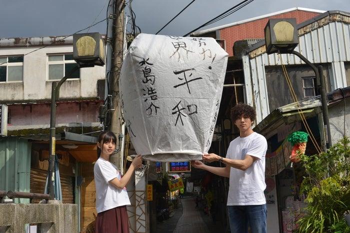 齋藤飛鳥、山田裕貴 (C)『あの頃、君を追いかけた』フィルムパートナーズ