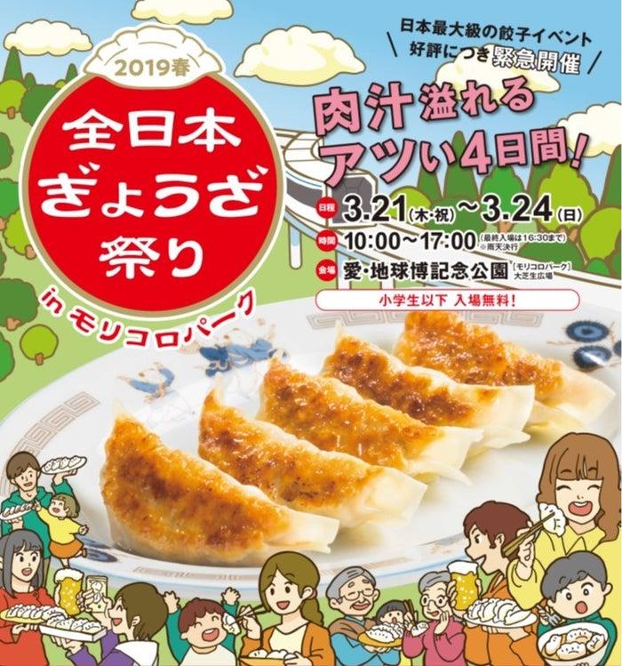 メインビジュアル/画像提供:全日本ぎょうざ祭り事務局