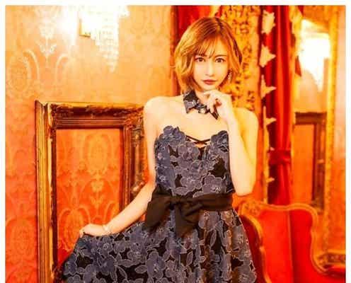 桜井野の花、逮捕後に保釈され「キャバ嬢復帰」宣言 エンリケも「おかえり」
