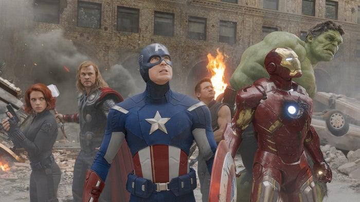 映画「アベンジャーズ」 /TM &amp;amp; (C) 2012 Marvel &amp;amp; Subs.<br> 「マイティ・ソー バトルロイヤル」劇場公開記念 マーベル・スタジオキャンペーン実施中!