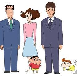 SMAP木村拓哉、クレヨンしんちゃんと初コラボ モテ術を伝授?