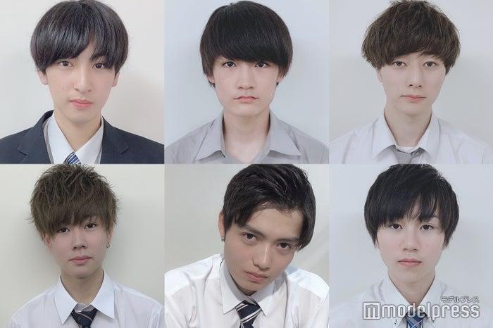「男子高生ミスターコン2019」北海道・東北エリアの候補者※写真は一部