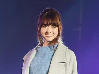 八木アリサ、にこやかな笑顔に胸キュン 大阪で歓声浴びる
