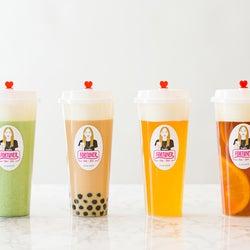 「FORTUNER tea-box」日本初のチーズティー専門店、千葉ららぽーとにオープン