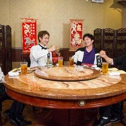 田中圭、キスマイ横尾渉&宮田俊哉と食べ放題 食いしん坊俳優の本領発揮