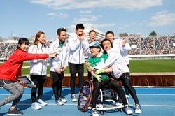チームよしもと/提供:日本財団パラリンピックサポートセンター