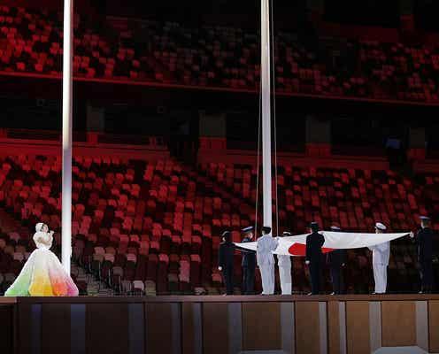 【オリンピック開会式】国歌斉唱はMISIA レインボードレスに注目集まる