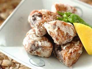カツオは揚げても美味しい「漬けカツオの揚げ物」レシピ