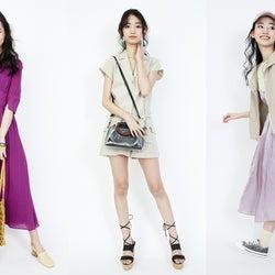 2019年春夏に流行するファッションは?「TGC」3大トレンドキーワード&注目アイテム発表