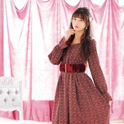 牧野真莉愛/「LOVE berry VOL.10」より(画像提供:徳間書店)
