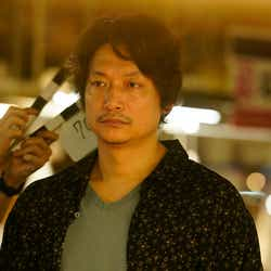 メイキング風景(C)2018「凪待ち」FILM PARTNERS