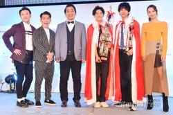 ジャングルポケット、新原泰佑、小宮璃央 、Niki(C)モデルプレス