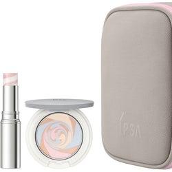 イプサは透明感と艶めきを纏えるホリデー限定キットを発売。
