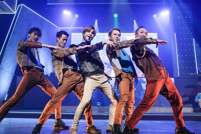 テミン/『TAEMIN Japan 1st TOUR ~SIRIUS~』パシフィコ横浜 国立大ホール公演(提供写真)