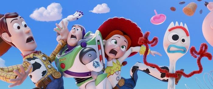 『トイ・ストーリー4』(C)2018 Disney/Pixar. All Rights Reserved.